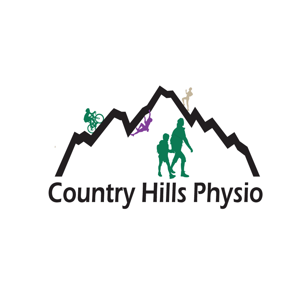 Country Hills Physio Vert Logo
